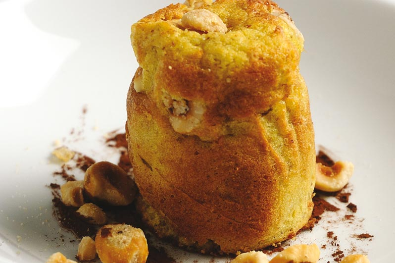 Pudding Digestive od ljesnjaka