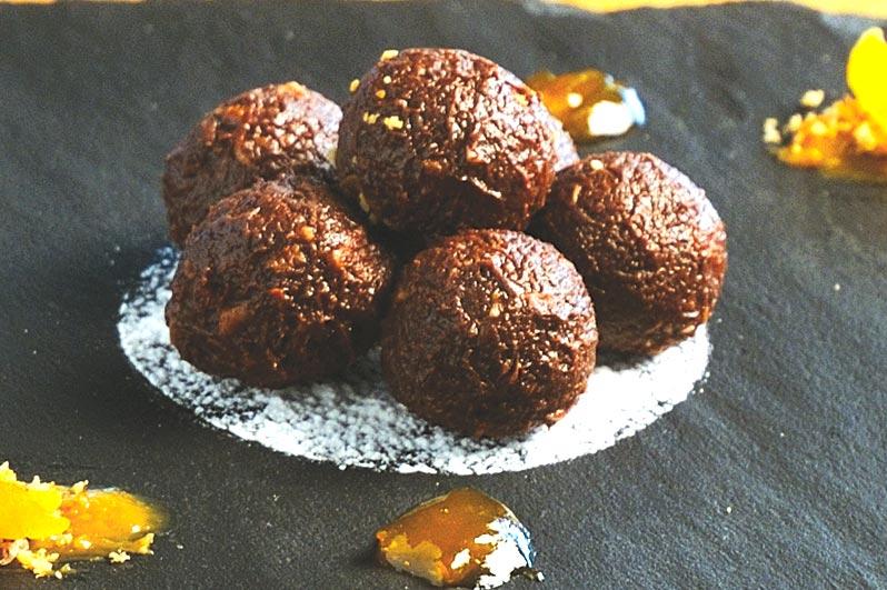 Cokoladna salama od Digestive Hobnobs keksa
