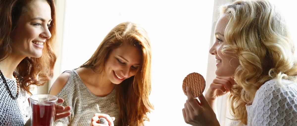 McVitie's Milk Chocolate Digestive homepage