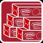 McVitie's range Harvatska icon