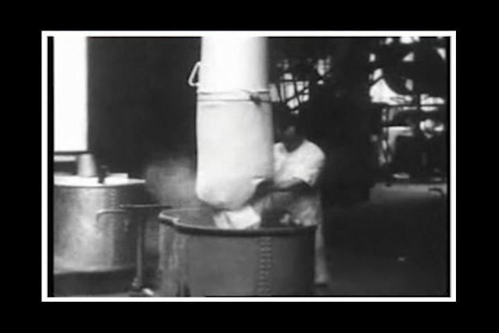 1920. izrada izvrsnih McVities keksa dvadesetih godina