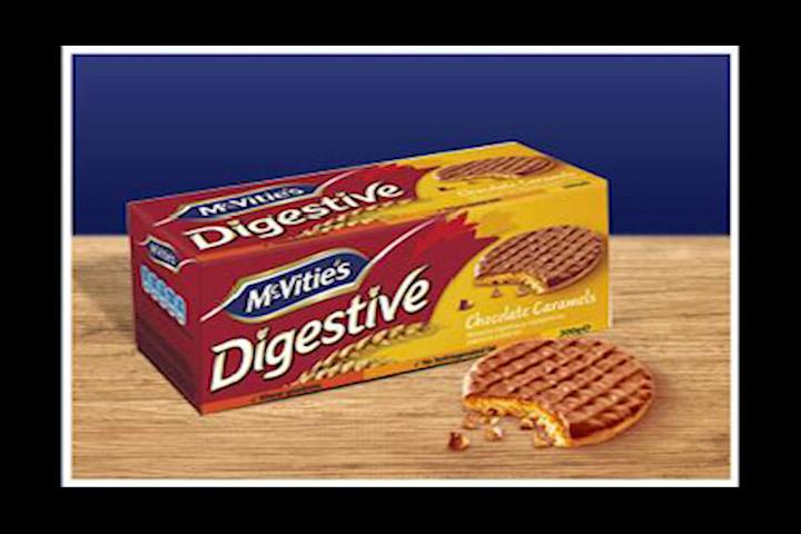1999. nastaju još dva nova McVities proizvoda Digestive s karamelom i Digestive s mlije nom okoladom