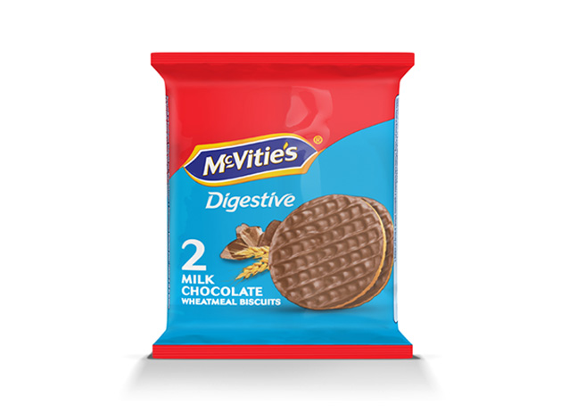 McVitie's Milk Chocolate 33.3g