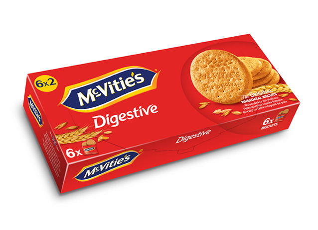 McVitie's The Original 6×29.4g