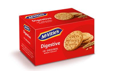 McVitie's Original Digestive 250g