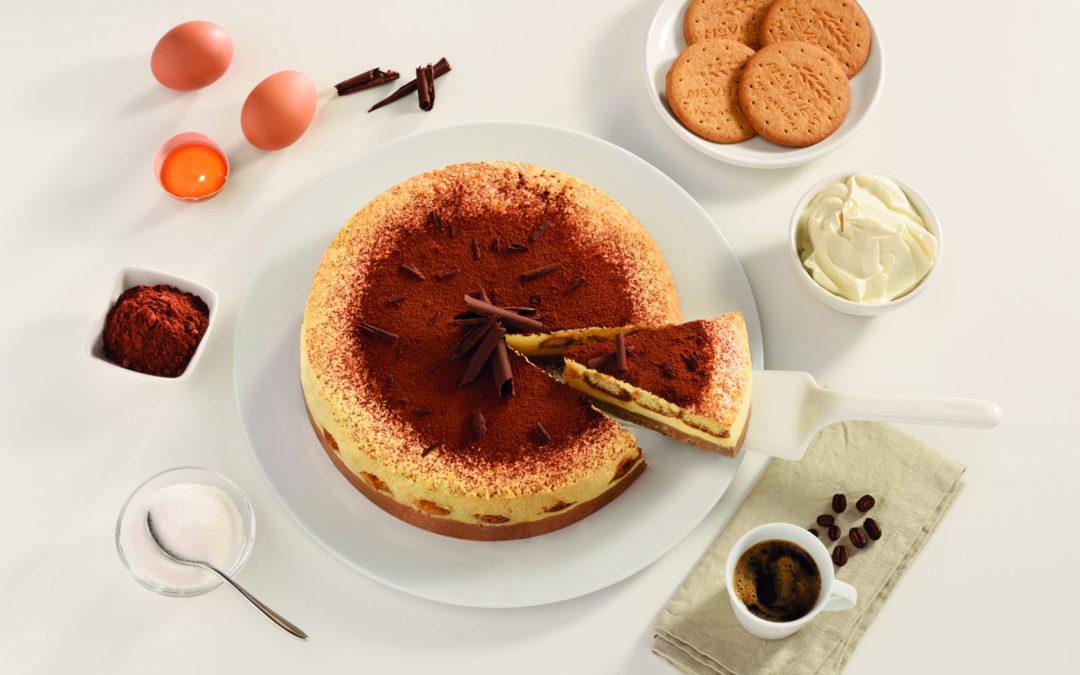 Tiramisù Cheesecake