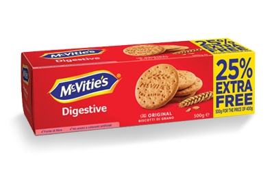 McVitie's Original Digestive 500g